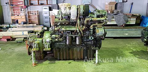 ヤンマー 6GH-ST (3.04)400ps