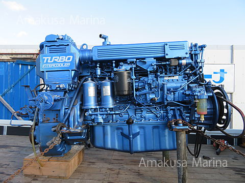 いすゞ UM6BG1TC 230ps (排ガス2次規制合格)