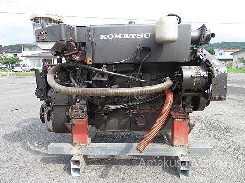KOMATSU 6M95A-1 230ps (3.91)