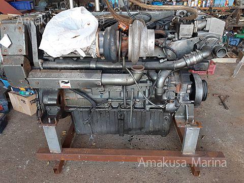 コマツ 6M125AP-3 650ps