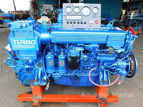 いすゞ UM6BG1TC 230ps(2.91) (排ガス2次規制合格)