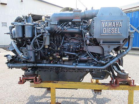ヤマハ MD629KUH 350ps (ギアレス)