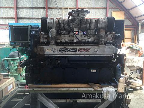 ニイガタ 6MG17HX 1000ps (2.79)