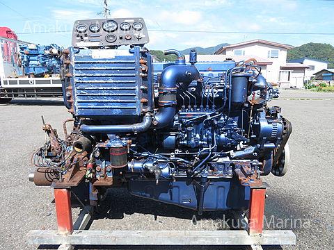 ISUZU UM6SD1TC 350ps