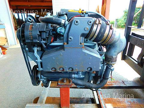 ヤマハ V6 4.3YEMSP 210ps