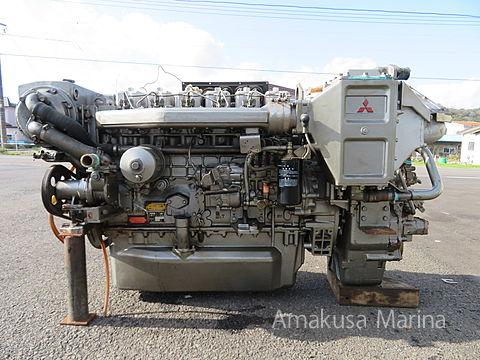 三菱 S6M3F-MTK-S (3.05) 380PS