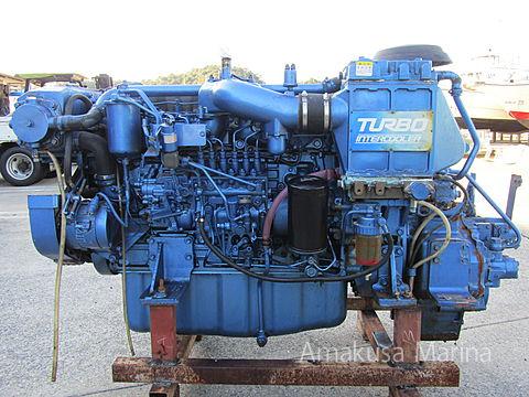 いすゞ UM6HE1TCG (2.58)440ps