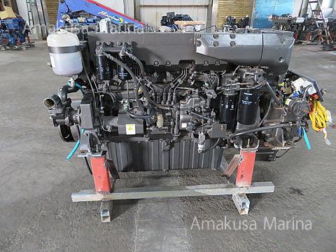 KOMATSU 6M125AP-3 (2.92)650ps