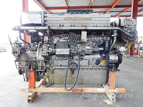 三菱 S6B3F-MTK 550PS(2.92)