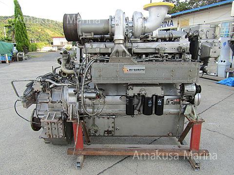 三菱 S6R2-MTK3L (3.06)1100ps