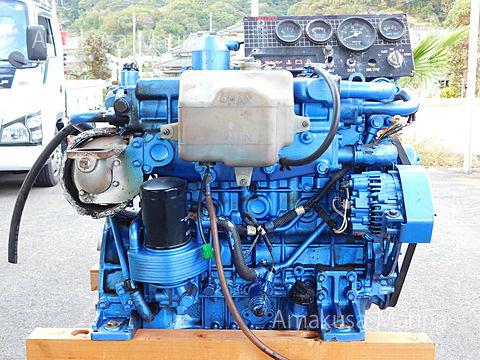 ISUZU UM4JB1TCX 125ps (gearless)(y2014)