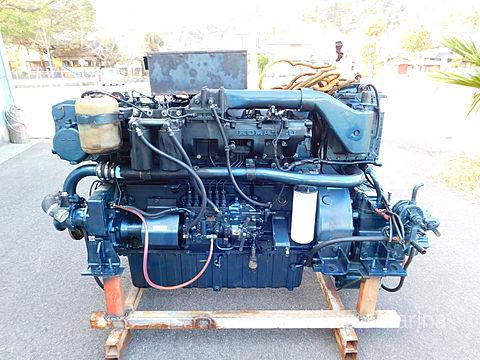 KOMATSU 6M117A-1 465ps (2.48)