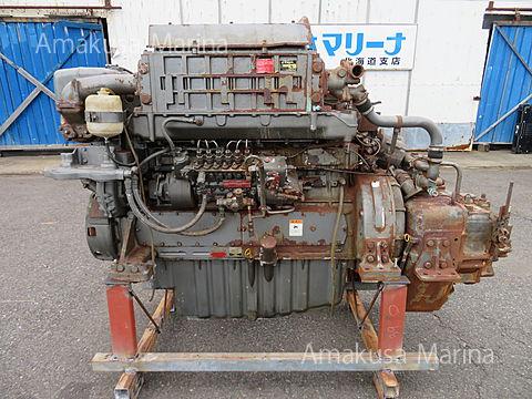 ヤンマー 6KHA-ET 630ps (3.05)