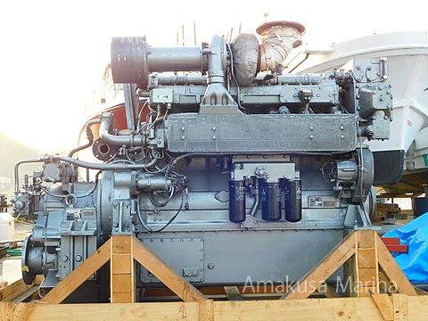 三菱 S6R2F-MTK3 900PS(3.06)