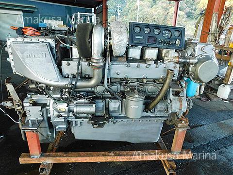 三菱 S6M2-MTK2 385ps (3.06)