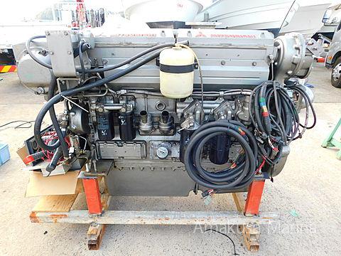 三菱 S6D-T2MTK2L(2次規制合格機)(ギアレス)