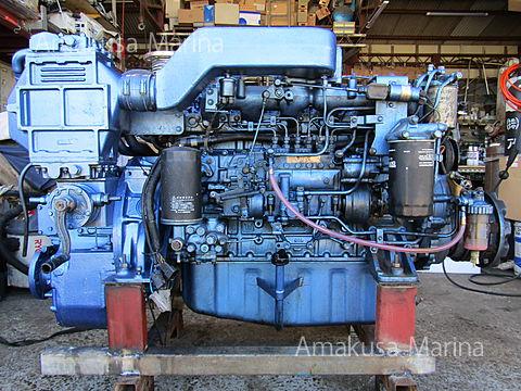 いすゞ UM6BG1TCX2 350ps(2.91)