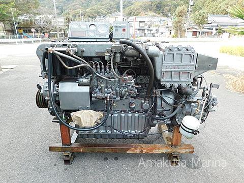 YANMAR 6CA-GT 400ps (2.50)