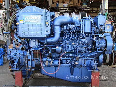 いすゞ UM6SD1TCV2 484ps (2.91)(2次規制合格機)