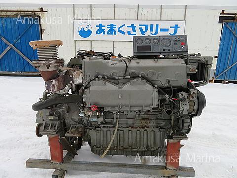 YANMAR 6CXBP-GT (IMOtier2) 450ps( 2.91)
