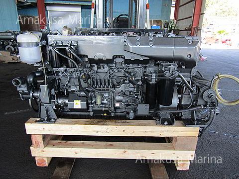 コマツ 6M125AP-3 650ps (2.48) 2013年