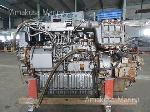 YANMAR 6CA-GT 400PS (2.95)