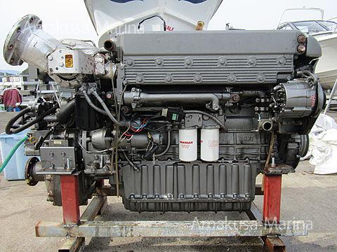 ヤンマー 6CXAS-GT (2.9)450ps