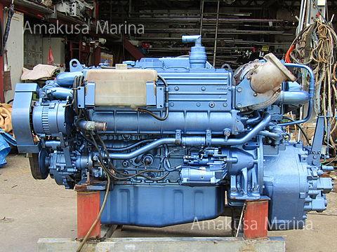 いすゞ UM6BG1TCXD 314ps (2.06)(2次規制合格機)
