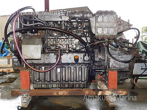 ヤンマー 6CX-GT430ps(2.91)