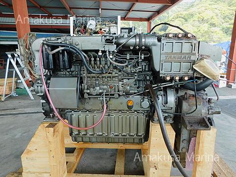 ヤンマー 6CXAS-GT 450ps(5.55)