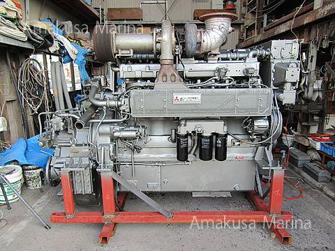 三菱 S6R2-MTK3L 1100PS(3.06)