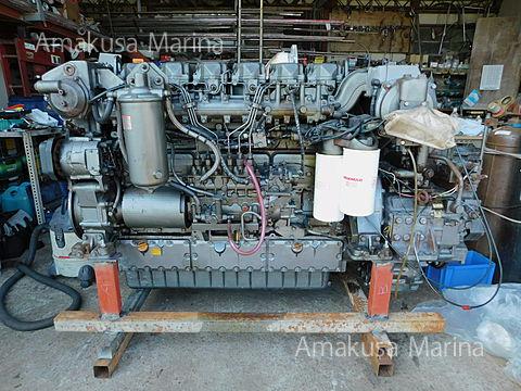 YANMAR 6CZS-GT 630PS (2.57)