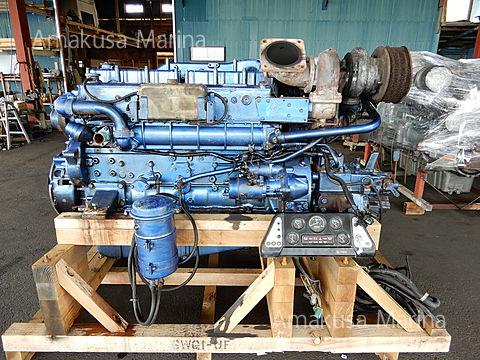 いすゞ UM6RB1TCX (2.92)550PS