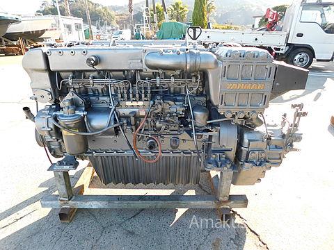 ヤンマー 6CH-STR 300PS(2.58)