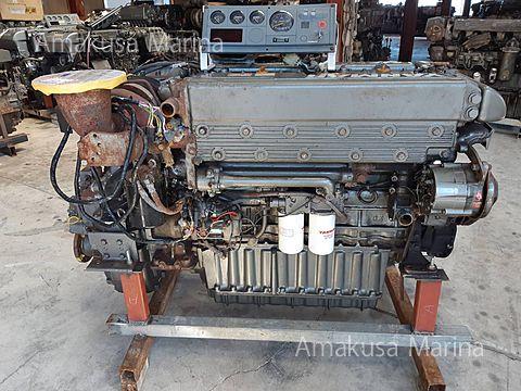 ヤンマー 6CXAS-GT 450PS( 2.91)