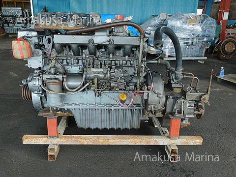 ヤンマー 6CHS-T 55ps (2.53)