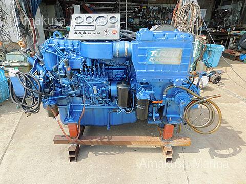 いすゞ 6HE1TCY (2.58) 410ps