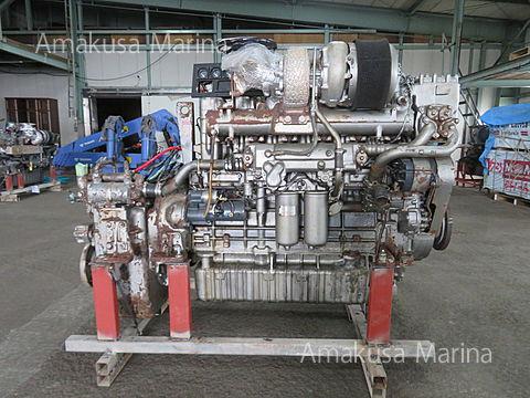 YANMAR 6KH-ST 500ps(3.55)