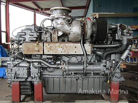 ヤンマー 6CZS-GT 630ps(3.04)