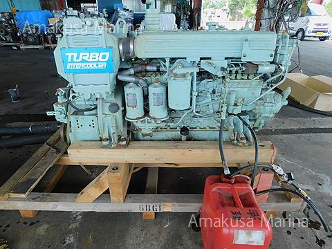 いすゞ UM6BG1TC2 (2.33)285PS (2次規制合格機)