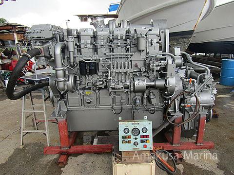 三菱 S6R2F-MTK3 900PS(3.48)