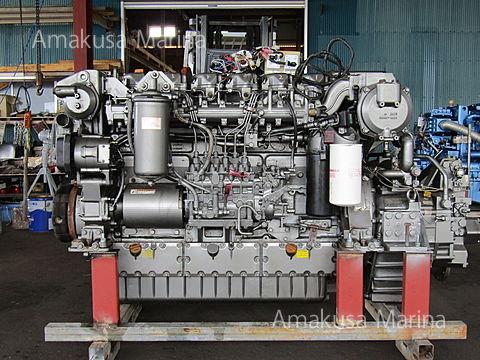 ヤンマー 6CZAP-GT 580PS(3.04)