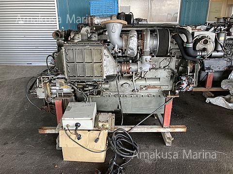 三菱 S6D-MTK2L 630PS(2.97/4.04)