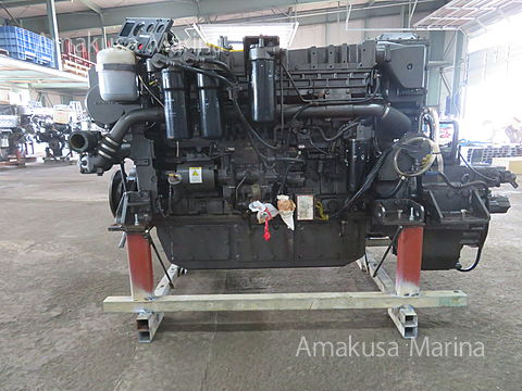 コマツ 6M137AP-2 808ps(2.96)