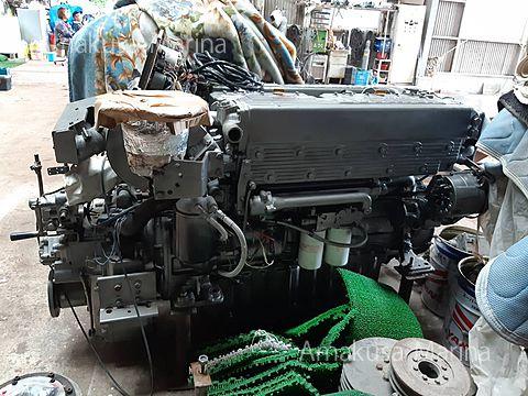 ヤンマー 6CX-GT (2.58)430ps