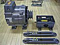24V−2.5KW充電用発電機