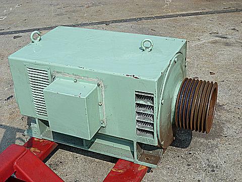 タイヨー ブラシレス発電機 80KVA
