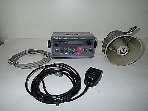 アンリツ 27Mhz DSB 無線機