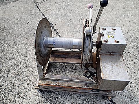 油圧式 アンカーリール