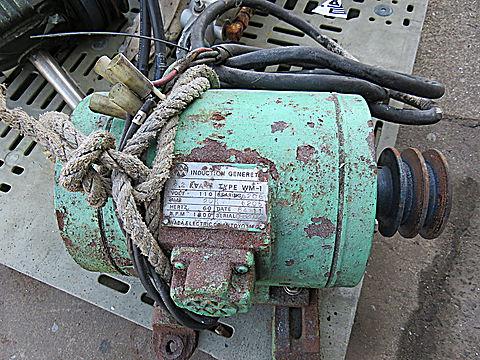 発電機 100V/2KW